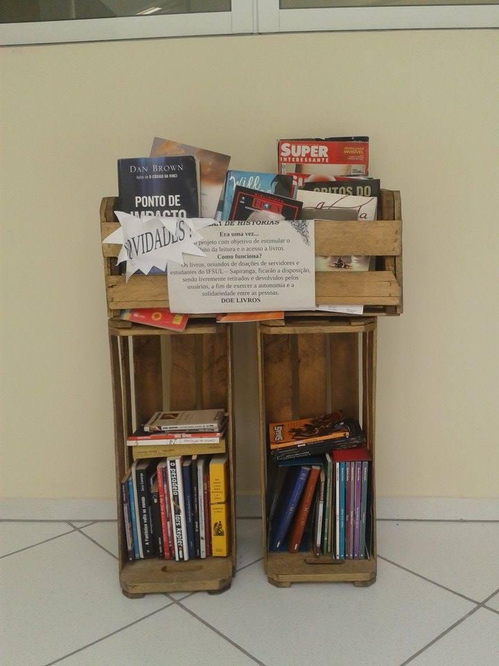 biblioteca ifrs sapiranga  2015